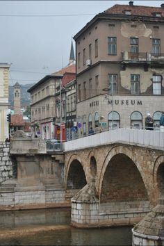 Sarajevo, Bosnia-Herzegovina. The museum is on the street corner where Gavrilo Princip, a Serb revolutionary, shot Archduke Franz Ferdinand, heir to the throne of the Austro-Hungarian empire, and his wife, triggering World War I. The 100-year anniversary is June 28, 2014. The Wall Street Journal, 6-27-14.