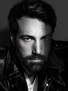 Ben Affleck by Marco Grob for Interview magazine