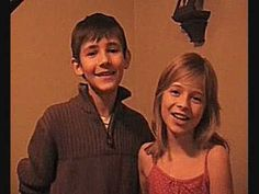 Jake and Jackie Evancho Duet by Arythmael on Youtube