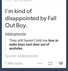 my chemical romance, panic! at the disco, fall out boy, twenty øne pi… Emo Band Memes, Emo Bands, Music Bands, Fall Out Boy Memes, Fall Out Boy Tumblr, Soul Punk, Pete Wentz, One Pilots, Paramore