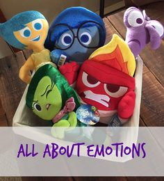 All About Emotions w