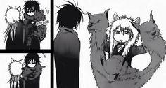 Cute Setsu and Cain