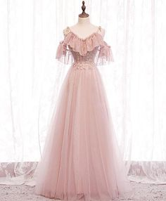 Lace Bridesmaids, Pink Bridesmaid Dresses, Wedding Dresses, Ball Dresses, Ball Gowns, Evening Dresses, Formal Dresses, The Dress, Pink Dress