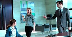 FSoG Jamie Dornan, Dakota Johnson and Sam Taylor Johnson Fifty shades of grey movie