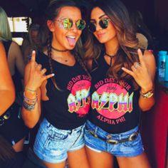 **~~ Major festival vibes ~~**  #tsl #thesociallife #alphaphi