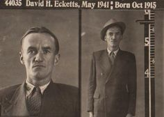 Convict on the Run On this day …….. 29th of January 1947 David Henry Ecketts, 32, broke out of Beechworth reformatory prison on this day. Ecketts was serving a two and a half years' sentence for four counts housebreaking and stealing, larceny of a bicycle, and larceny from a dwelling. He was sentenced in April, 1945. He is described: […]