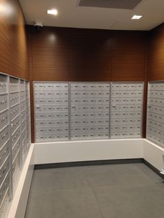 32 Awesome Apartment Mailboxes   Pinterest   Apartment mailboxes ...