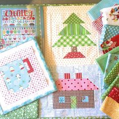 #HaveYourselfAQuiltyLittleChristmas ❤️✨⛄️✂️ #beeinmybonnet #christmasquilt #quiltyfun #scrappinessishappiness