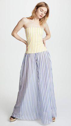 8810f0d506e Caroline Constas Mer Joanna Jumpsuit