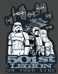 Star Wars 501st Legi