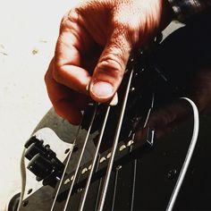 #bass #dabass #playinbass #guitarpicks #blackonblack #fender #jb