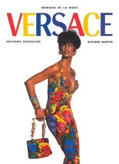 Gianni Versace is truly a Fashion Icon. And the epitome of 80′s and early 90′s over the top fashion!     Versace helped propel the phenomenon of the supermodel and his add campaigns/catwalks where the stuff high fashion legends are made of.