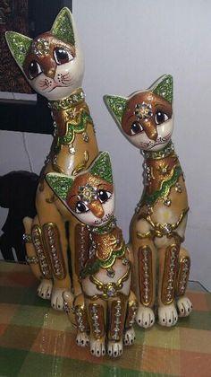 De ceramica for Jarrones persas