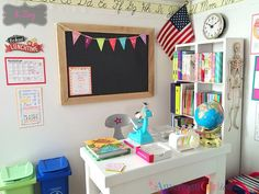 American Girl Classroom