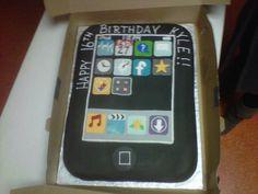 My son's 16th birthday cake
