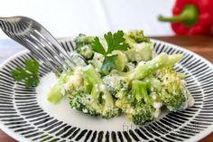 Low carb recepty s nízkym obsahom sacharidov Broccoli, Potato Salad, Cauliflower, Tofu, Cabbage, Good Food, Paleo, Food And Drink, Vegan