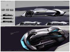 2040 Mercedes Le Mans
