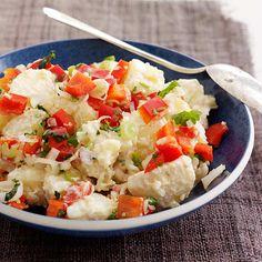 Mausteinen perunasalaatti