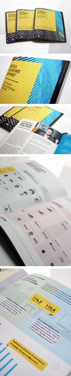 IPG Media Economy Report with inforgraphic.