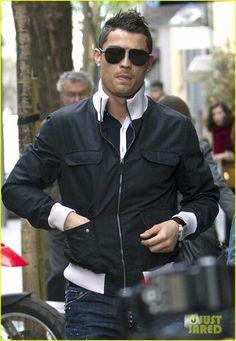 Cristiano Ronaldo: new soccer crush!!
