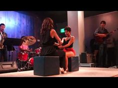 Sarah Reich & Tap Music Project Part10 @ Blue Whale - YouTube