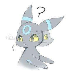 Shiny Umbreon Pokemon Umbreon, Eevee Evolutions, Pikachu, Pokemon Funny, Pokemon Stuff, Shiny Umbreon, Cute Pokemon Pictures, Smurfs, Kawaii