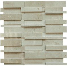 Crema+Marfil+Marble+3-D+Elevation+Pattern+Polished+Mosaic+Tile+-+Crema+Marfil+Marble+3-D+Elevation+Pattern+Polished+Mosaic+Tileis+a+great+way+to+enhance+your+decor.+This+Polished+Mosaic+Tile+is+constructed+from+durable,+impervious,+translucent,+Marblematerial,+comes+in+a+smooth,+high-sheen+finish+and+is+suitable+for+installation+as+bathroom+backsplash,+kitchen+backsplash+in+commercial+and+residential+spaces.+This+beautiful+Marbletile+features+a+random+variation+in+tone+to+help+