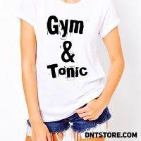 GYM & TONIC T Shirt