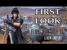 Final Fantasy XV A New Empire Gameplay First Look Final Fantasy XV A New Empire Gameplay First Look Final Fantasy XV A New Empire Epic Action LLC Be the hero of your Final Fantasy XV adventure in this brand new mobile game! Be the hero of your own Final Fantasy XV adventure in the brand new mobile strategy game Final Fantasy XV: A New Empire! Build your own kingdom discover powerful magic and dominate the realm alongside all of your friends! Final Fantasy XV: A New Empire is a mobile…