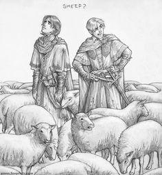 sheep by tracyjb- cracks me up every time :)