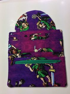 Gifts For Family, Fashion Backpack, Nintendo, Zelda, Wallet, Store, Creative, Fabric, Pattern