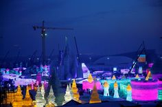 In pictures: China's Harbin kicks off annual ice and snow festival - Travel Wire Asia
