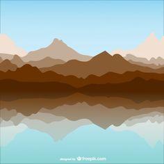 montagne sans neige