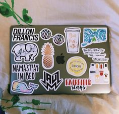 Laptop Stickers, Redbubble Sticker