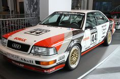 Audi V8 quattro DTM | Flickr - Fotosharing!