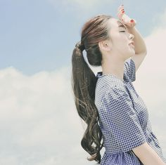 Image about girl in ulzzang by 송아리 on We Heart It Korea Fashion, Asian Fashion, Girl Fashion, Fashion News, Ulzzang Fashion, Ulzzang Girl, Poses, Asia Girl, Korean Girl