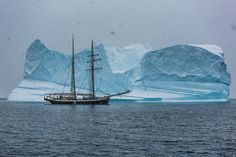 """Greenland Sailing - Back from an amazing expedition where we explored the magnificent nature of East Greenland in Scoresby Sound fjord with the sailboat Donna Wood. The fjord extends 350 km inland and offers spectacular scenery and tranquil surroundings.Please  <a href=""""https://www.facebook.com/YiannisPavlis4"""">Visit me on Facebook!</a>."""
