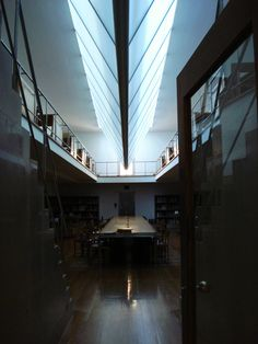 Library of the Faculty of Architecture of the University of Porto, Portugal