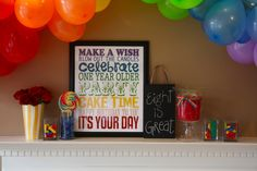 girls rainbow party - Google Search
