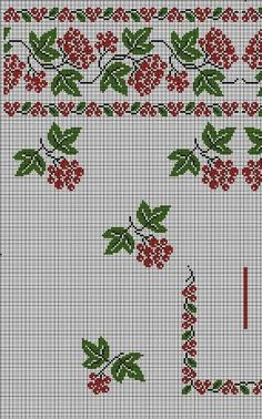 This Pin was discovered by ZÜB Cross Stitch Heart, Cross Stitch Borders, Cross Stitch Alphabet, Cross Stitch Flowers, Counted Cross Stitch Patterns, Cross Stitch Designs, Folk Embroidery, Cross Stitch Embroidery, Embroidery Patterns