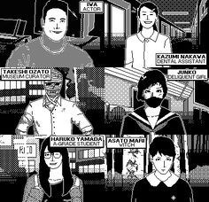 it's not like I need to sleep lately Pixel Art Games, Junji Ito, Dental Assistant, Horror Stories, Game Design, Zine, Game Art, Cyber, Cool Art