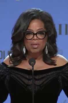 The Other Inspiring-as-Hell Oprah Speech You Didn't See at the Golden Globes Oprah Winfrey, Black Is Beautiful, Beautiful People, Famous Black People, Mississippi, Vintage Black Glamour, Star Wars, Badass Women, African American Women