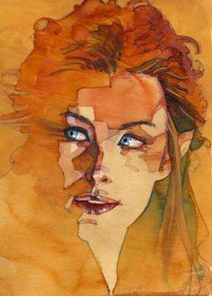Arwen by markmchaley.deviantart.com on @deviantART