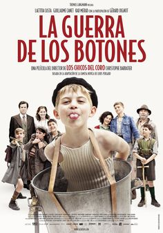 LA GUERRA DE LOS BOTONES. GUIA DIDACTICA. Esta película está basada en la novela de Louis Pergaud (1882-1915). Fué maestro y escritor y la obra nos relata la historia de unos escolares de dos pueblos vecinos de la Francia rural.