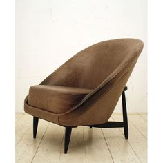 Theo Ruth; #115 Lounge Chair for Artifort, 1950s.
