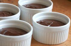 Шоколадов пудинг