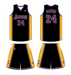 1930e62ba06 Los Angeles Lakers Alternate Uniform 2014- Present Sports Logos