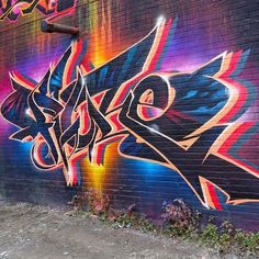Grafitti Art by FLUKE – Graffiti – – streetart Graffiti Art, Graffiti Alphabet, Graffiti Piece, Graffiti Tagging, Graffiti Drawing, Graffiti Styles, Street Art Graffiti, Graffiti Wallpaper, Graffiti Wildstyle