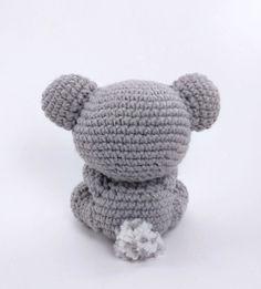 Kimba the Koala amigurumi by Theresas Crochet Shop