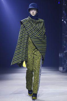 Image - Kenzo @ Paris Womenswear A/W 2015 - SHOWstudio - The Home of Fashion Film